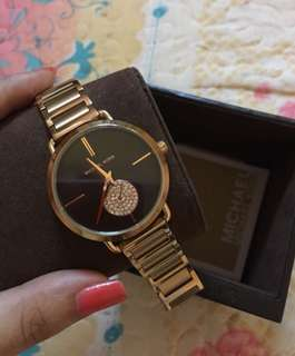 MK Luxurious Gold Watch (Original) with battery!