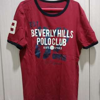 Kaos t-shirt Beverly Hills Polo Club