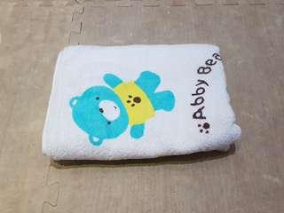 Handuk bear cotton