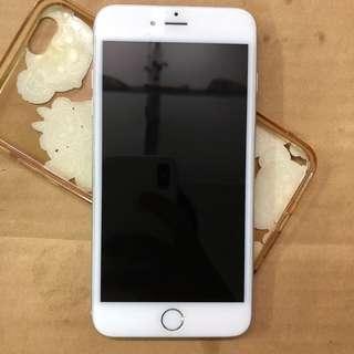 iPhone 6 Plus 銀 5.5吋