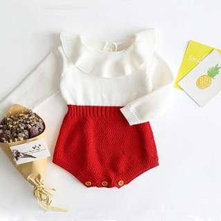Knitting Romper