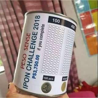 Peso Sense Alkansya Challenge