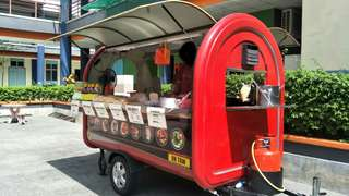 Food truck / cart for sale