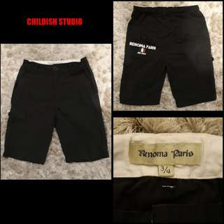 RENOMA Short Pants for kids age 3-4 years old.