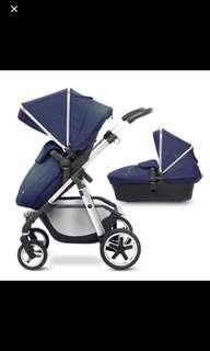 Silver cross Baby Stroller {dark blue} from UK