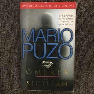 Omert the Sicilian by Mario Puzo