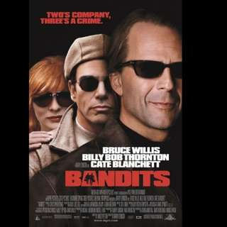 [Rent-A-Movie] BANDITS (2001)