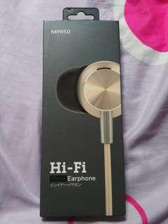 Hifi Metal Earphones