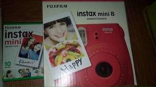 Instax mini 8 memory lane kit