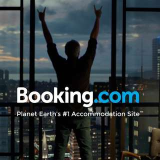 Booking.com 10% off 1st Hotel Booking!!!