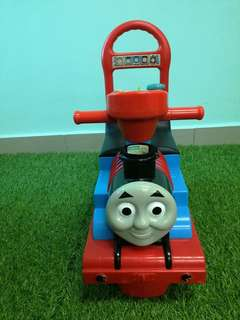 Thomas ride on pushwalker