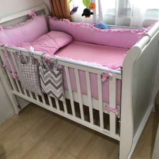 Babycrib Babybelle