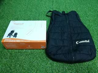 Combi footmuff (great for winter)