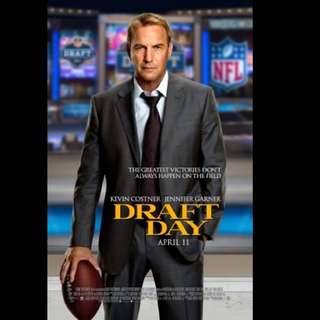 [Rent-A-Movie] DRAFT DAY (2014)