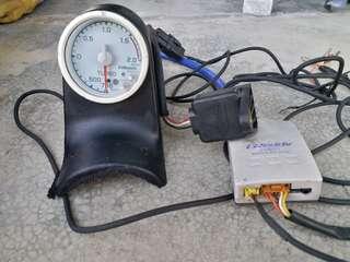Boost meter GReddy