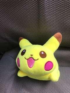 比卡超 Pikachu 毛公仔