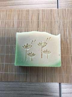 橄欖乳木滋潤手工皂