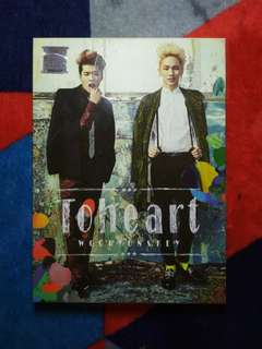 TOHEART (Woohyun & Key) 1st mini album