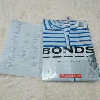 Bonds wondersuit ready stock