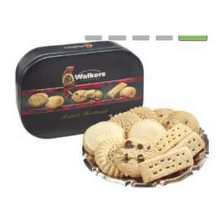 Near 40% off - RP 11.60 Special edition walkers tin nice shortbread , nicest butter cookies scotland Great for gift . Exp 30 Aug 18