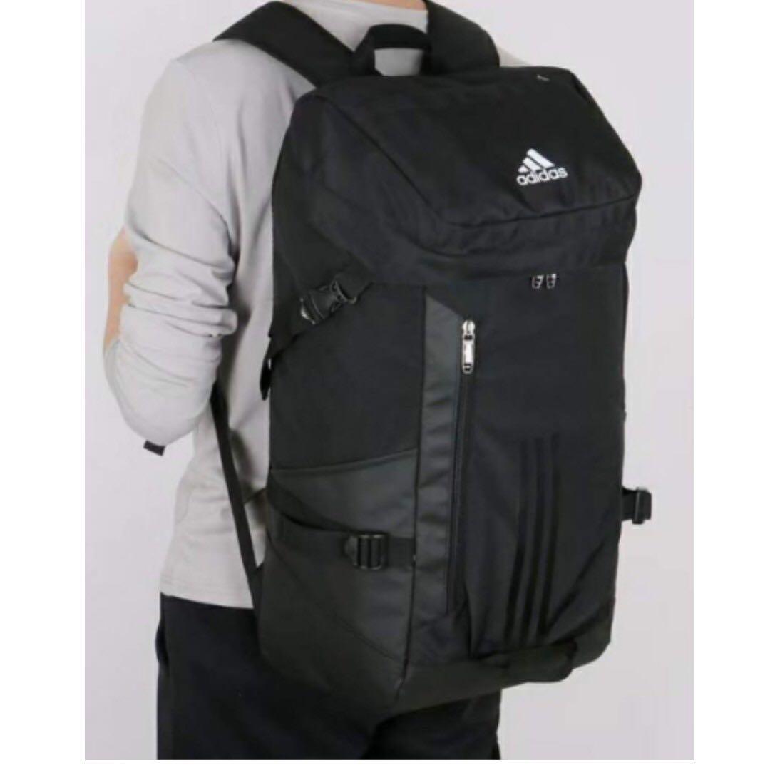 28e39d831635 Adidas man bag backpack bag backpack 2018 new sports bag