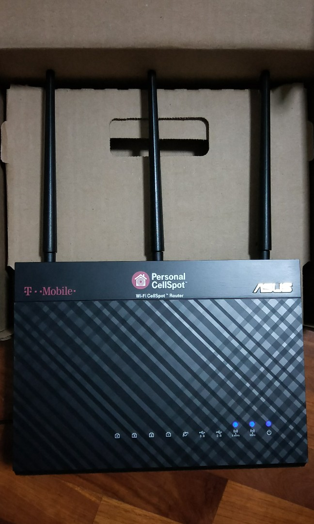 ASUS TM-AC1900 Dual Band router