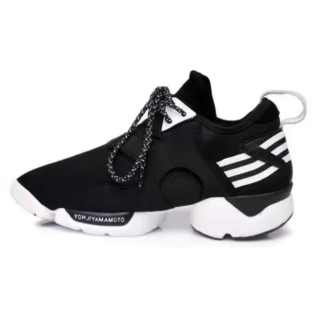 2abb92930ee7e Authentic2018 Y3 Qasa High Yohji Yamamoto Light Weight Lace Up Men s ...