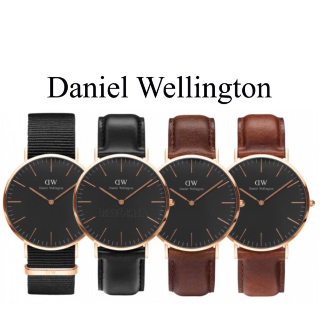 60b23f1a1fad Authentic  Daniel Wellington Classic Black Durham Sheffield St Mawes ...