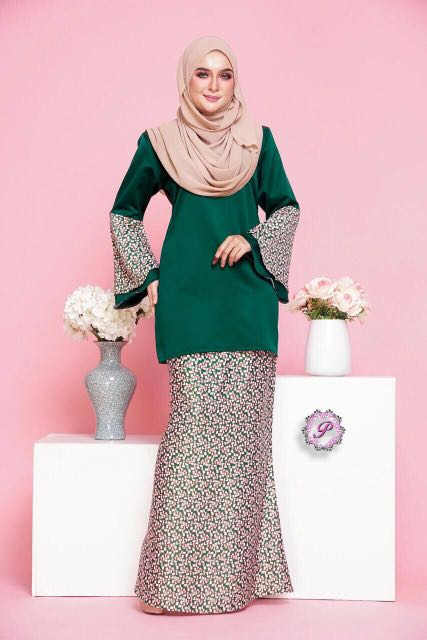 Baju Kurung Raya 2018 Muslimah Fashion Others On Carousell