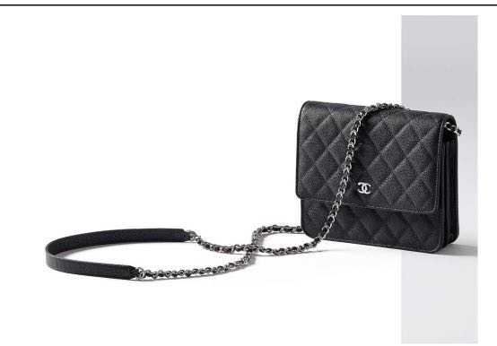 38b375910b9c BNiB CHANEL WALLET ON CHAIN (WOC) Square Size, Women's Fashion, Bags ...