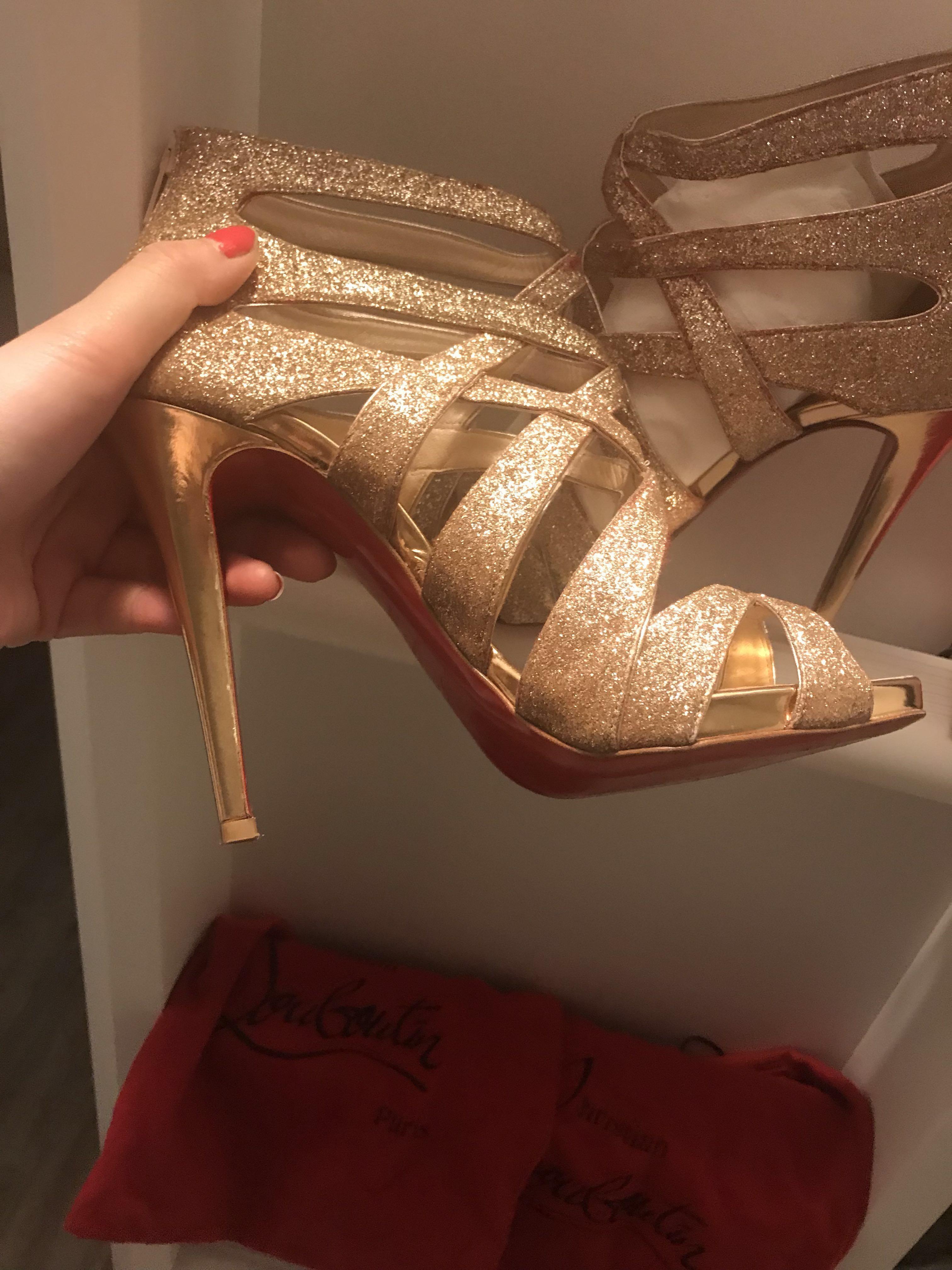 Christian Louboutin Shoes 38.5