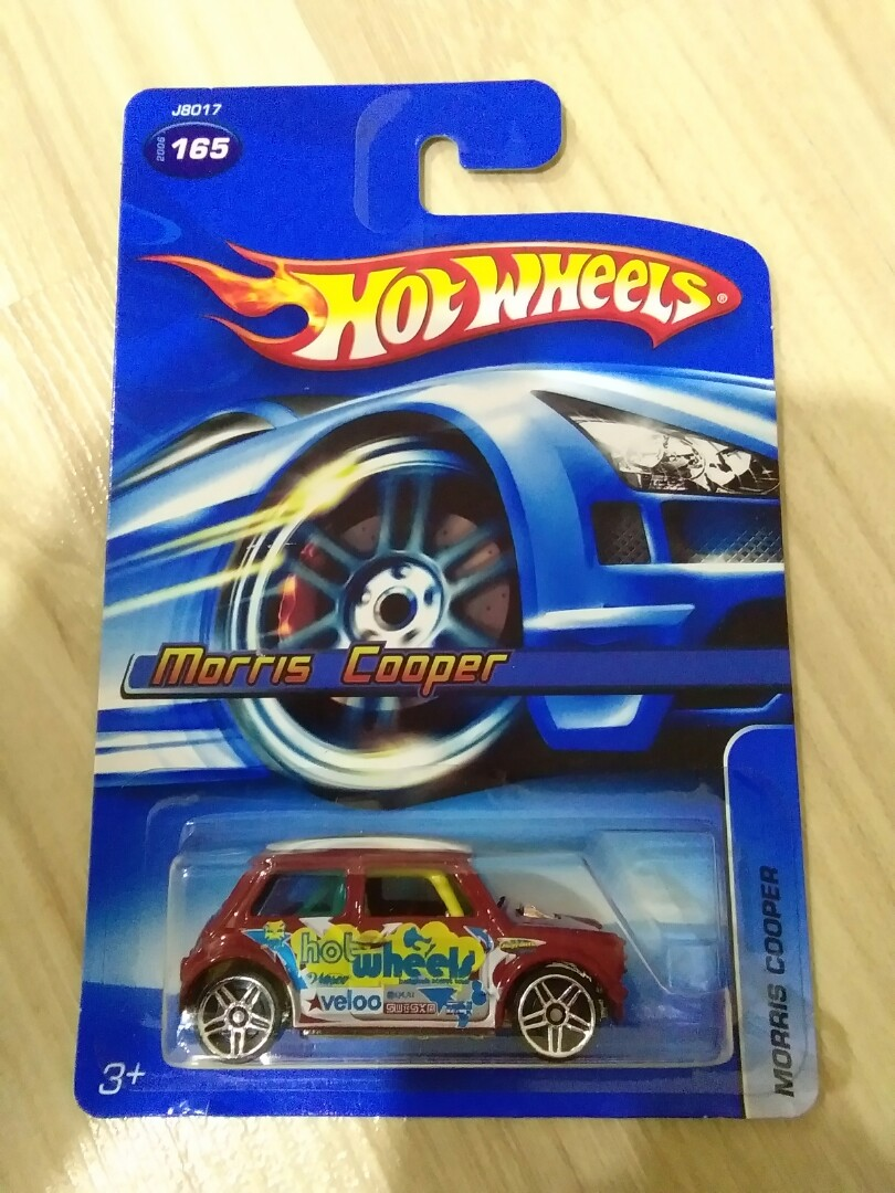 Hot Wheels Morris Mini Cooper Toys Games Other Toys On Carousell