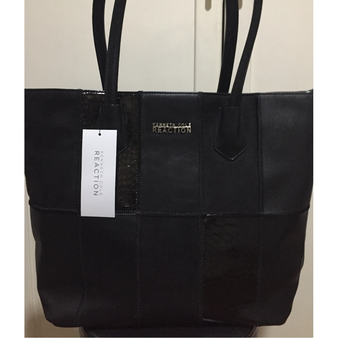 Kenneth Cole Reaction Black Posh Bag