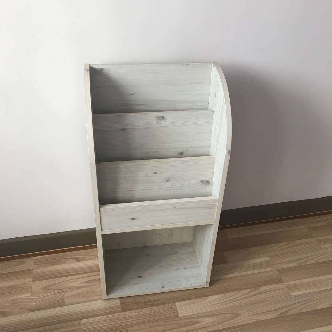 Kids Open Face Bookshelf With Storage Furniture Shelves Drawers On Carousell