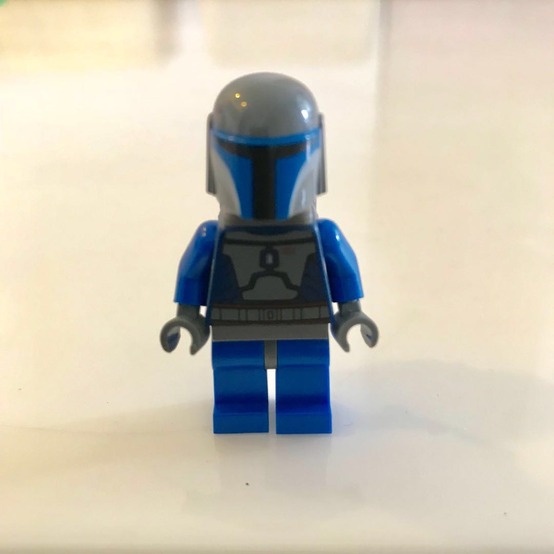 LEGO Star Wars 7914 Minifigure de Mandalorian Trooper NEUF Army