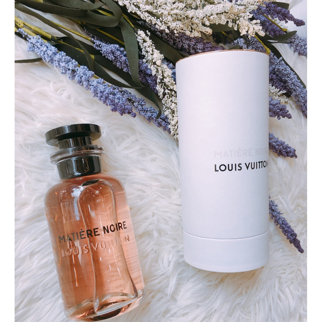 caf3fdb2f Louis Vuitton - Matiere Noire, Health & Beauty, Perfumes, Nail Care, &  Others on Carousell
