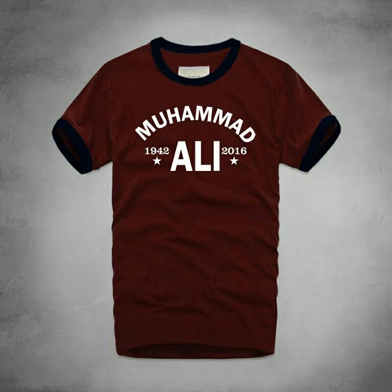 Muhammad Ali T Shirt Mma XXS-4Xl