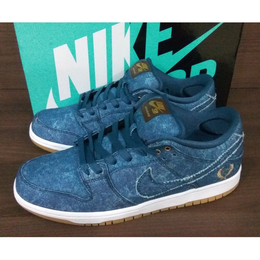 big sale 61b18 218b1 Nike SB Dunk Low Rivals Pack East Biggie, Men's Fashion ...