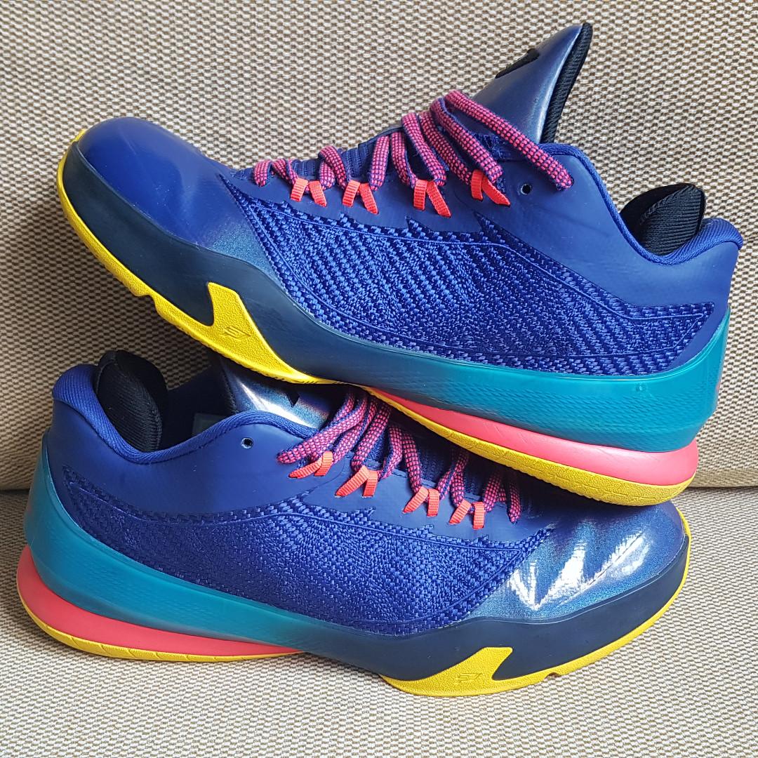 new products 5e243 ba014 Nike Air Jordan Chris Paul CP3.VIII 8 Deep Royal Blue/Black ...