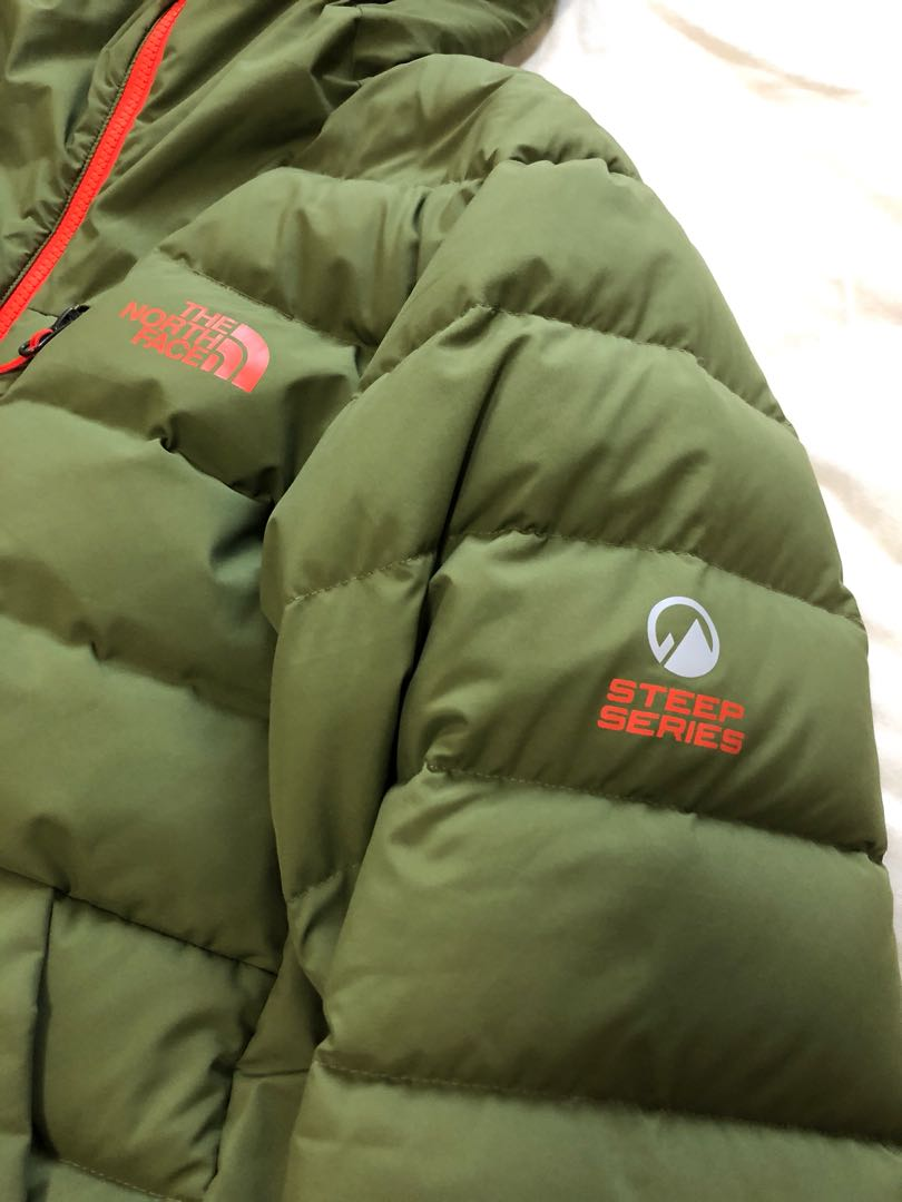 c4942750b North face 700 pro down jacket - steep series, Men's Fashion ...