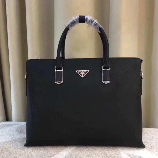 3ec86f0151 ... greece prada mens leather laptop bag black luxury bags wallets 09dc4  3ff1a