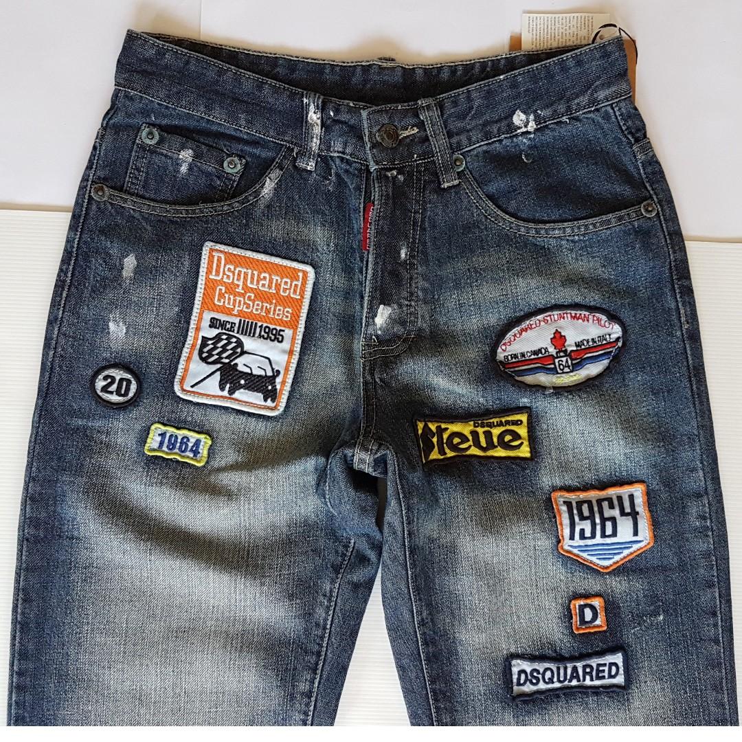 Retro D2 Dsquared Jeans f92f202271c