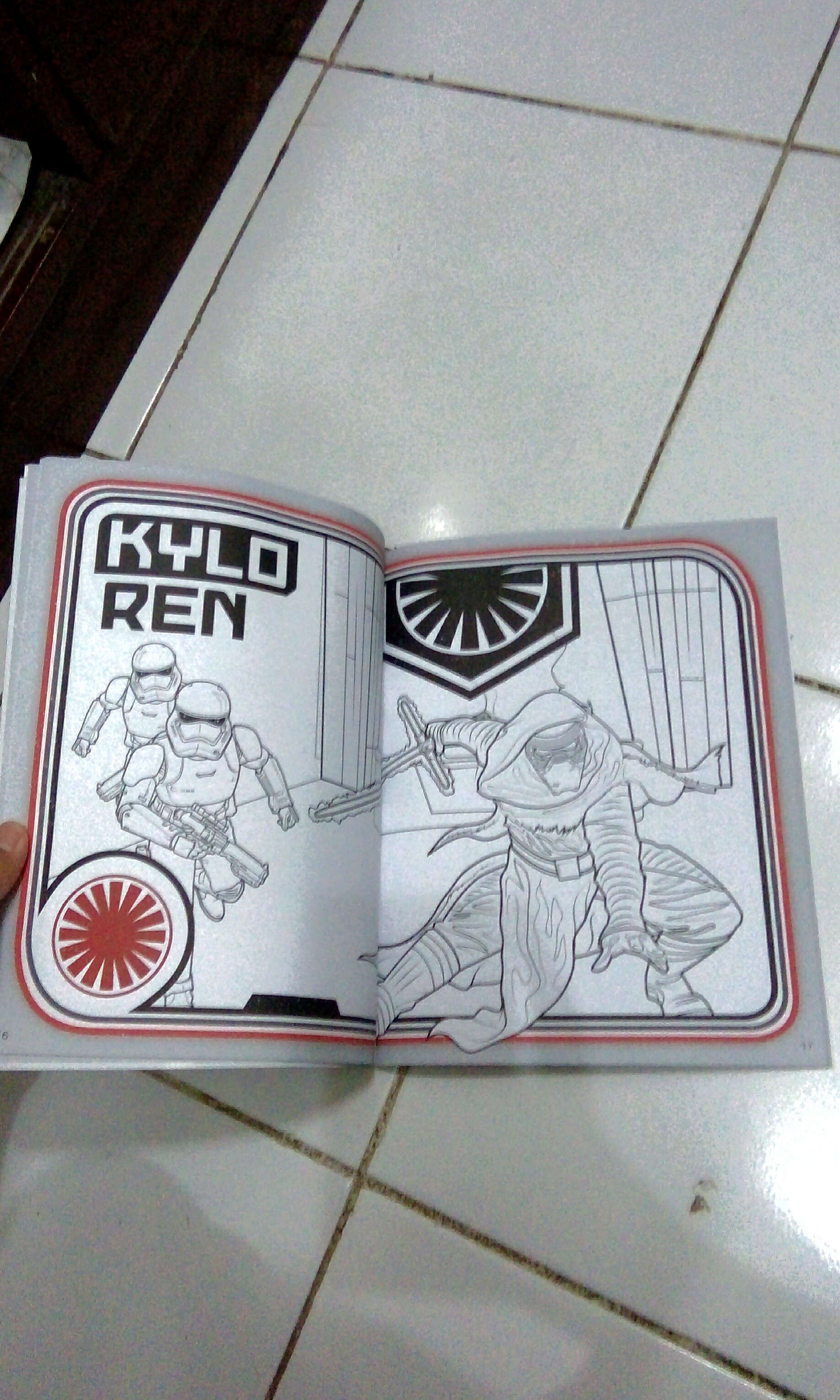 Star Wars Colouring Book