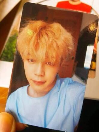 😊WTB BTS Love Yourself 'Her' Jimin and Hobi PC's 😊