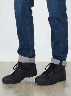 Men Poseidon Boots Black