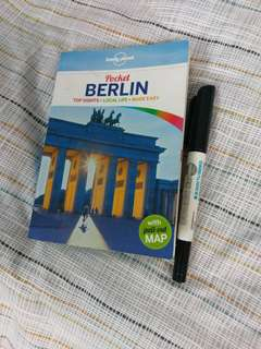 Berlin ‖【Lonely Planet 】pocket travel guide