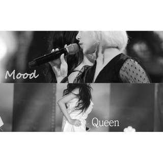 Wheein & Hwasa 1st Photo Book ' Mood & Queen'