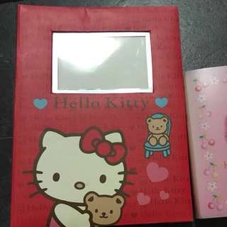 Hello Kitty Photo albums (size up to 4R)