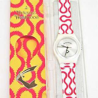Swatch x Vivienne Westwood - Limited Collection 古董錶 收藏