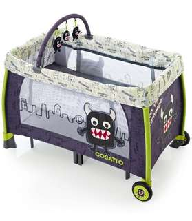 Cosatto Cot with Nappy Changer
